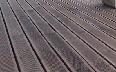 Consejos de conservación de la madera exterior