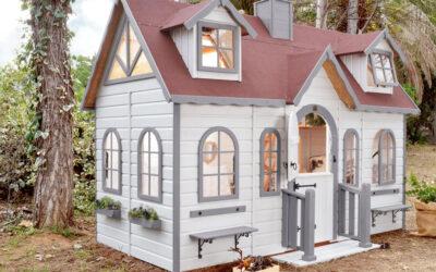 La cabaña de madera que siempre has soñado
