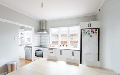 5 Motivos que te convencerán para tener una cocina blanca